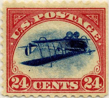 Jenny - Interesting facts about stamps