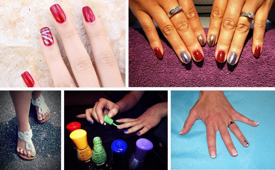 Nail Polish - Interesting facts about nails