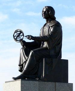Monument of Copernicus