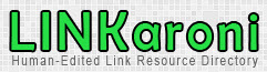 Linkaroni web directory