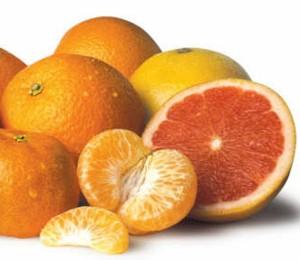 Illegal to eat citrus in bath, California