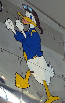 Donald Duck interesting facts