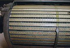 Chinese Typewriter facts