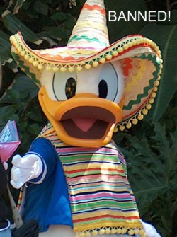 Donald Duck Banned in Finland