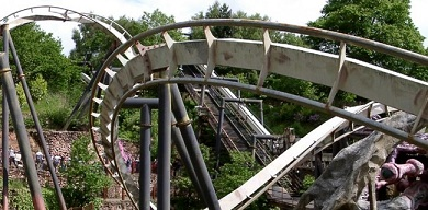 Theme Parks in England