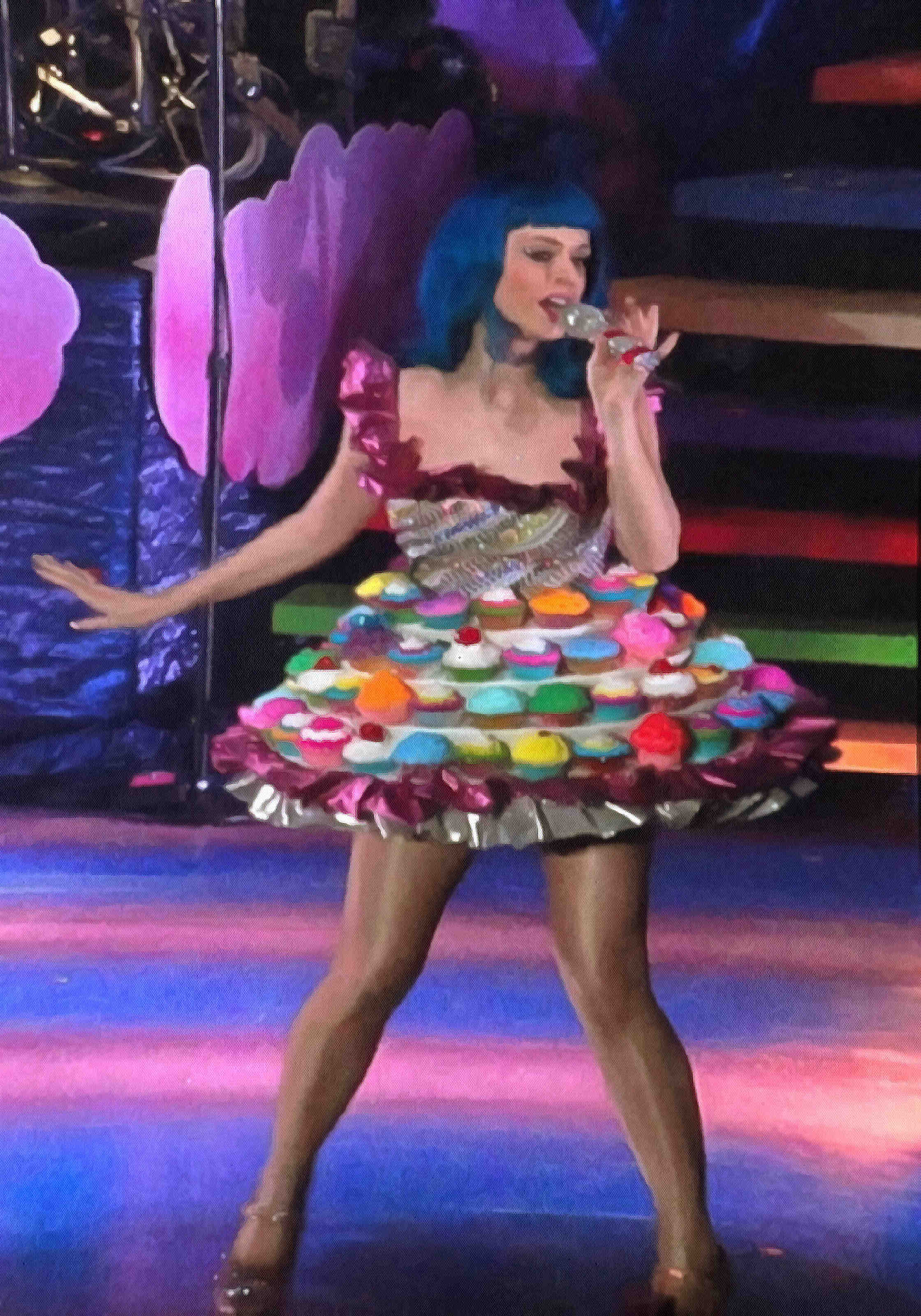 fun facts about katy perry