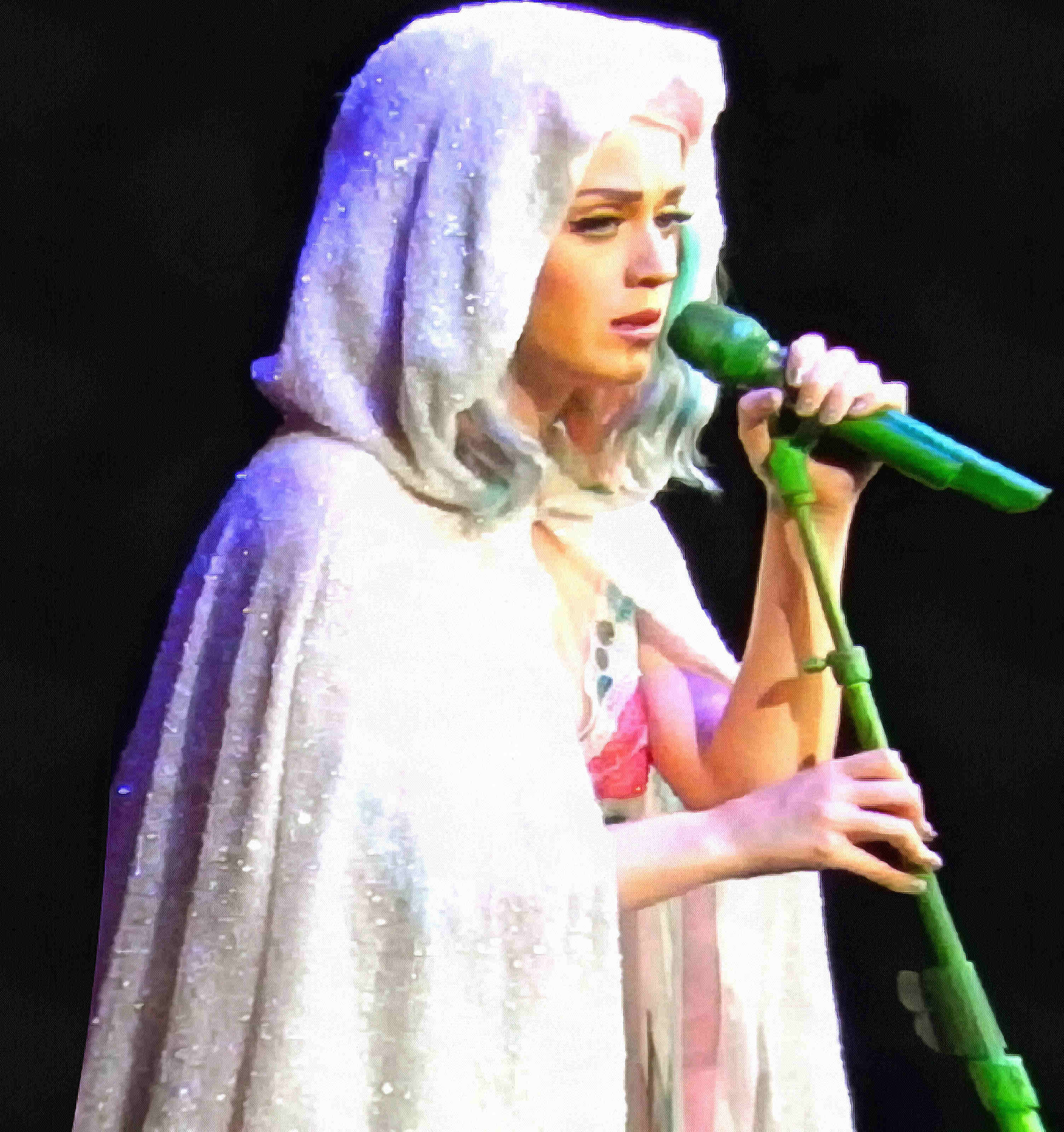 katy perry funny facts