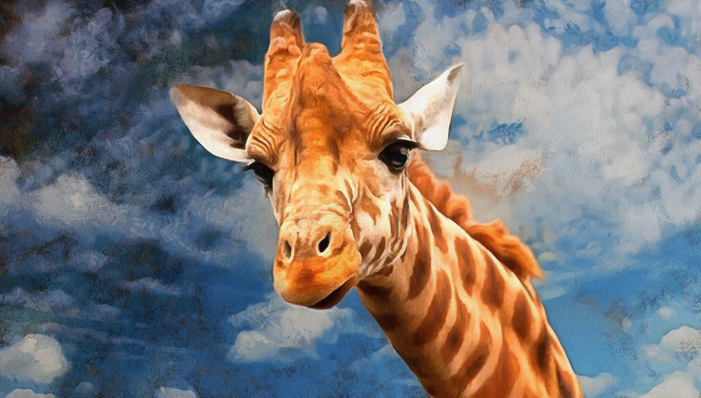 Fun Facts about Giraffes - Interesting Facts