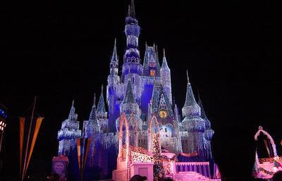 Interesting fact about Disney World