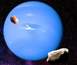 Interesting facts about Neptune Moons