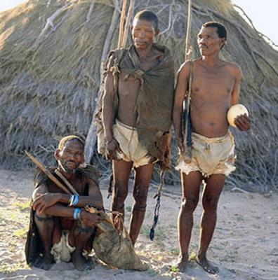African Bushmen