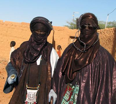 African Tuaregs