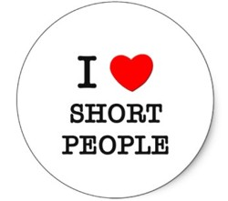 interesting facts about short people