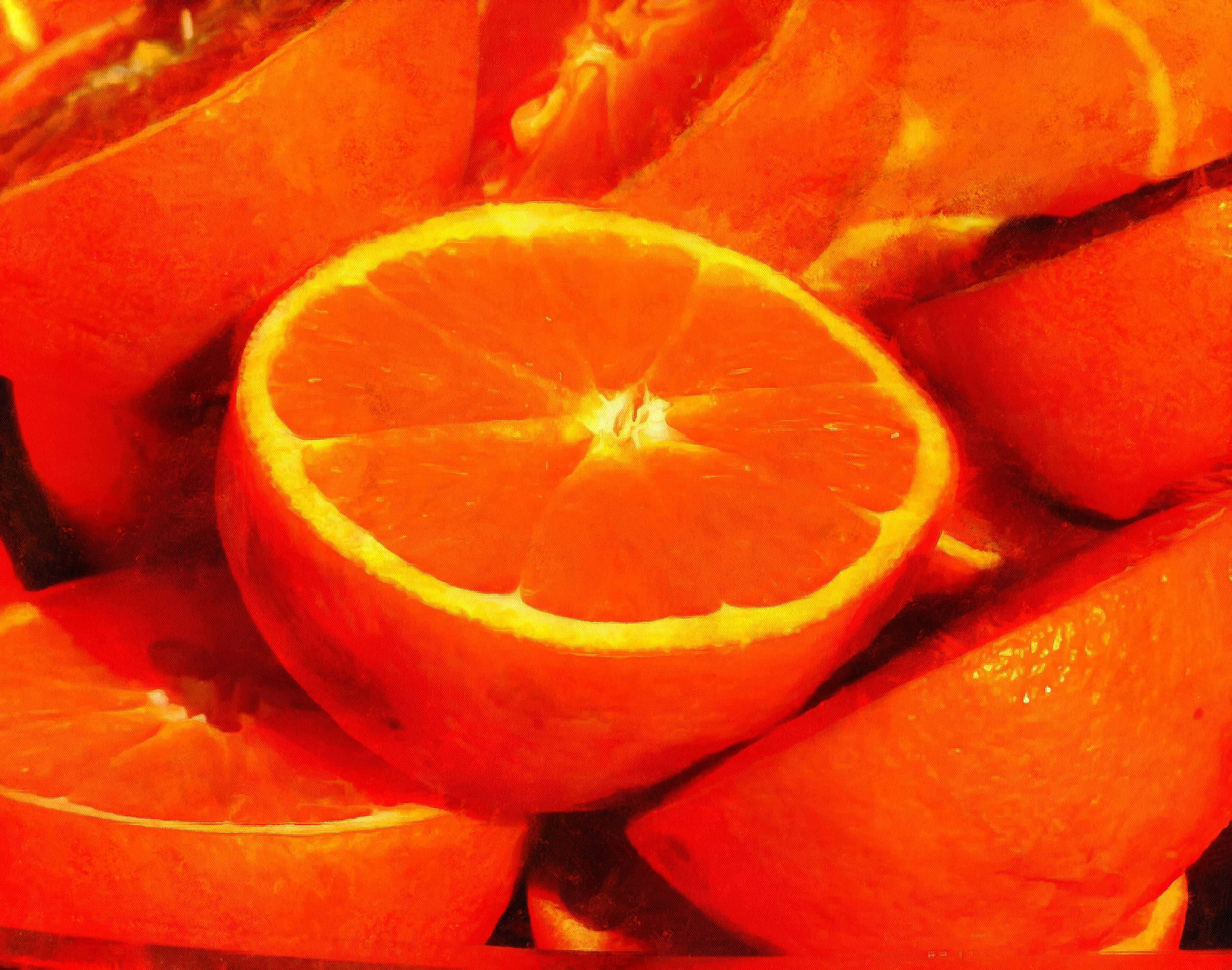 Orange Fun Facts