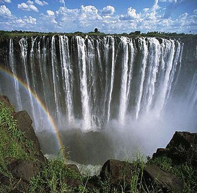 Mosi-oa-tunya Waterfall