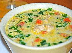 Soup - Hangover Cure