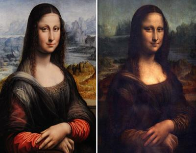 The Mona Lisa has a «twin sister»