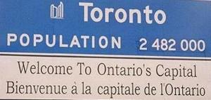 Stupid Canadian Laws - Toronto