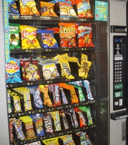 Interesting facts abot vending machines