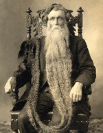 interesting facts about beards
