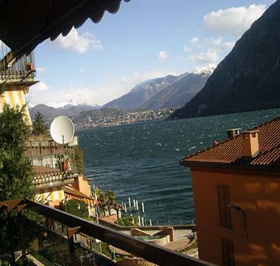 Italian town of Campione d'Italia is located in Switzerland