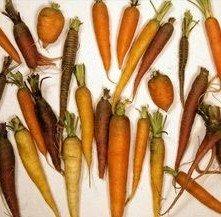 Interesting Random facts. Carrots.